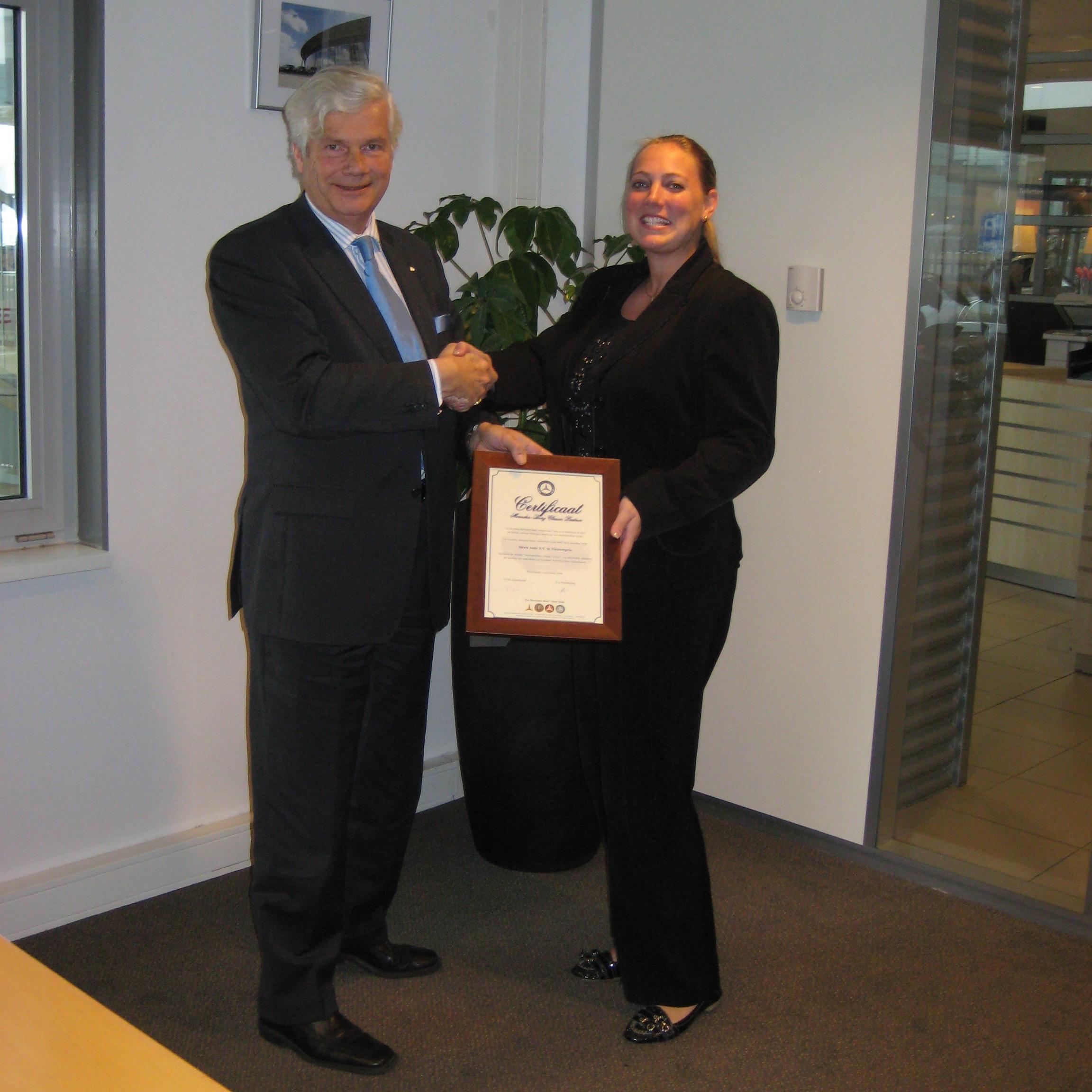 Stern Auto B.V. Nieuwegein uw Classic Partner