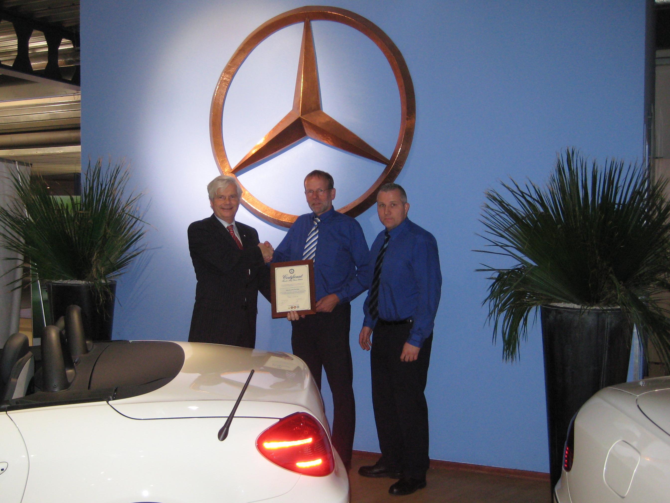 Mercedes-Benz Den Haag uw Classic Partner
