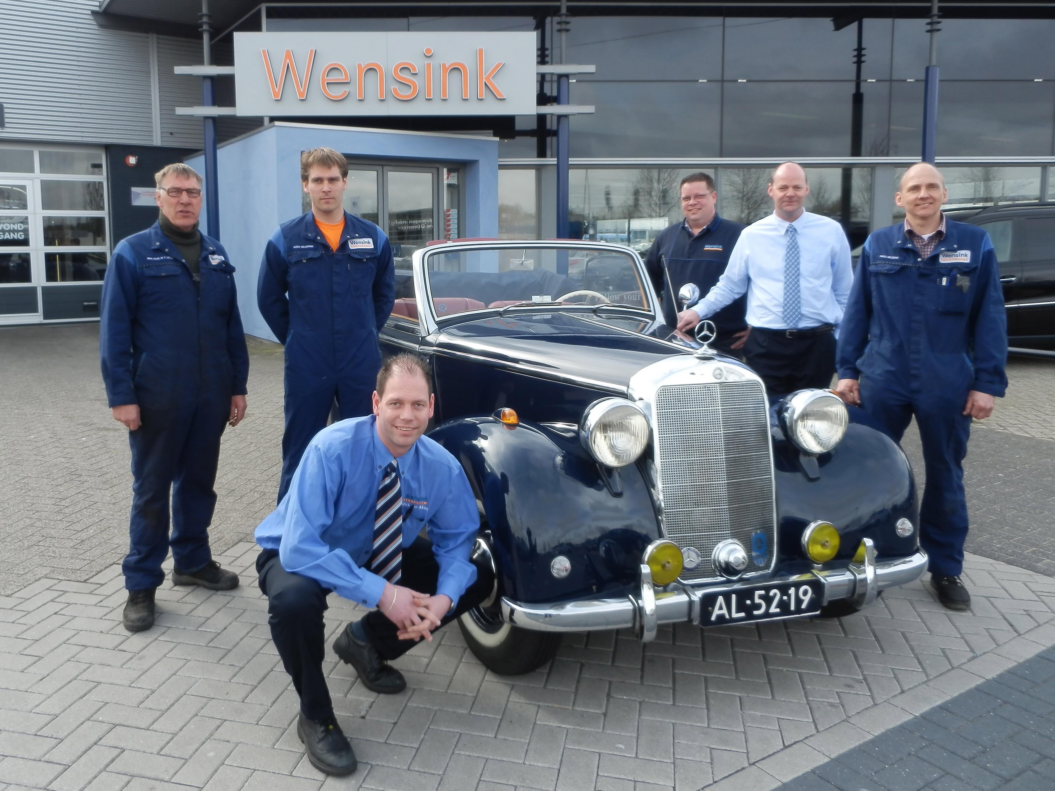 Wensink Deventer uw Classic Partner