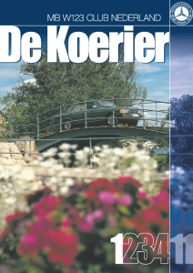 Koerier 2011-1_cover