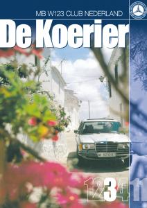 Koerier 2011-3_cover