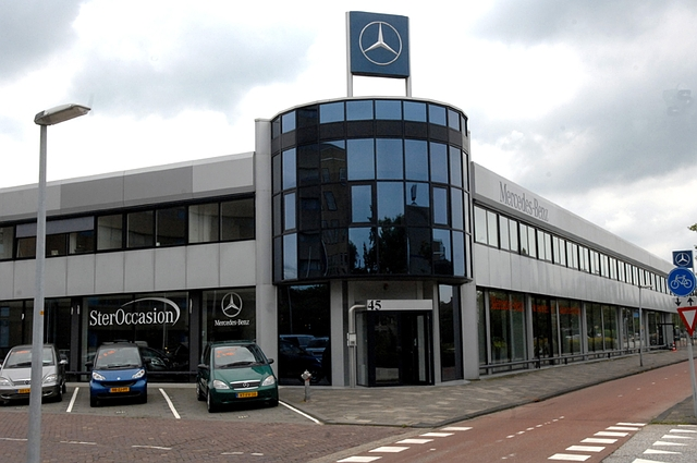 Mercedes-Benz Leiden uw Classic Partner