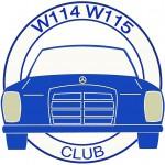 Logo W114 W115 Club Nederland