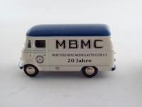 Jubileum model 20 jaar MBMC