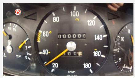 1.000.000 km met een W123 300D door eerste en enige eigenaar