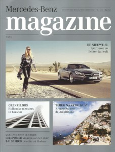 Mercedes-Benz Magazine 2012-1