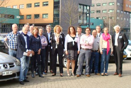 MB SLK Club Nederland oprichtingsvergadering