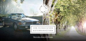 Mercedes-Benz & Friends 2016