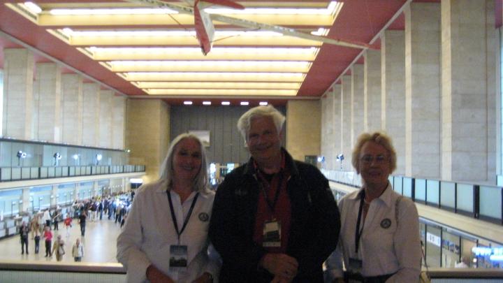 Jutta Benz, Robert Scheerboom, Ewy Rosqvist